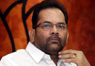union minister naqvi gets 1 year jail term for...