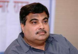 gadkari defends land bill - India TV