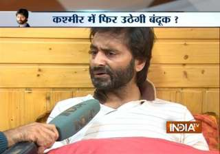yasin malik warns govt against arresting...