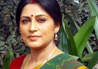 bjp leader rupa ganguly alleges attack by tmc...