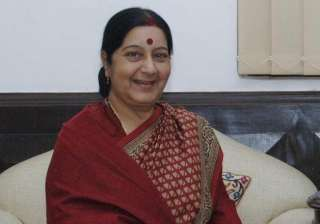 sushma swaraj to pay four day visit to china from...