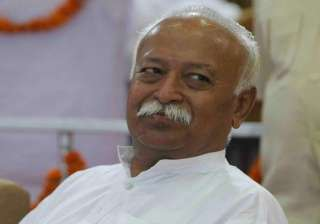 need to create a peaceful society mohan bhagwat -...