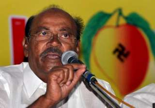 nda ally pmk opposes niti ayog attacks pm - India...