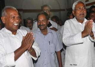 manjhi says he will propose nitish s name for cm...