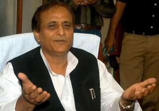 azam khan slams sakshi maharaj remarks - India TV