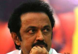 stalin scotches rumours to seek re election as...