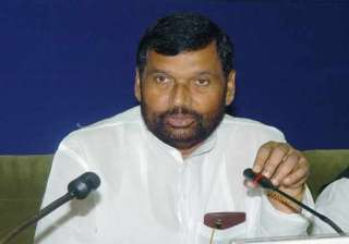 paswan slams nitish govt for sloppiness in relief...