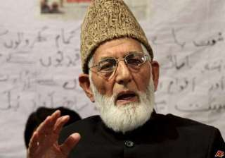 hurriyat opposes idea of bjp sharing power in j k...
