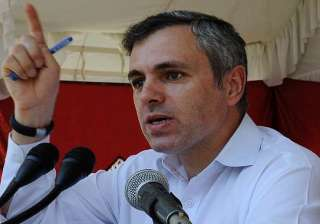 omar abdullah attacks bjp over negotiations with...