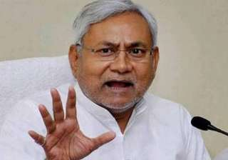 nitish accuses centre of double standard on sugar...