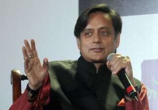 i have nothing more to add shashi tharoor - India...