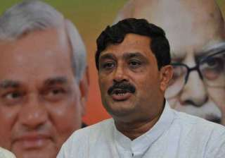 bjp alleges preferential treament to mitra -...
