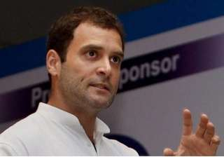 will rahul gandhi return tonight - India TV