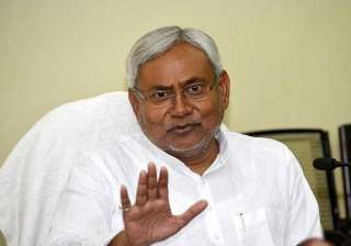 nitish launches counter attack against bjp -...