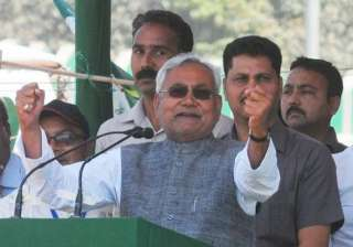 nitish kumar to hold sampark rallies in all 243...