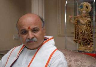 obama visit is good for india praveen togadia -...