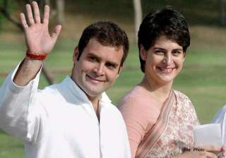 priyanka rubbishes reports of rahul aide being...