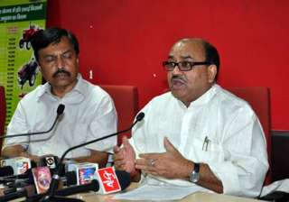 jd u leaders resent ls poll tickets to party...
