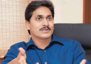 jagan refuses to be part of naidu s pompous...