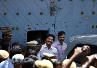 jagan to remain in jail cbi seeks permission for...