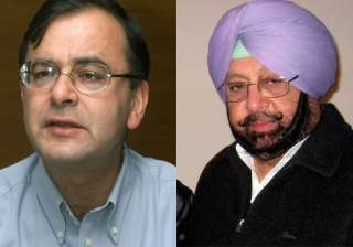 jaitley takes dig at congress for fielding...