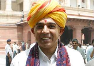 jaswant singh s son seeks month s leave from bjp...