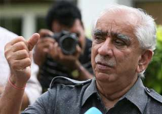 jaswant singh to file nomination as independent...
