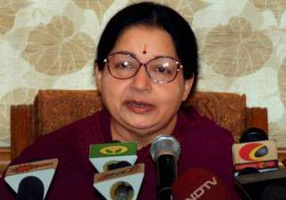 jayalalithaa urges action against pm s security...
