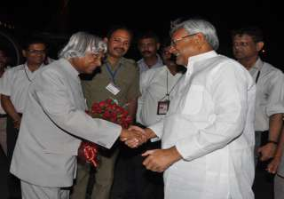 kalam and nitish hold 75 minute luncheon meeting...