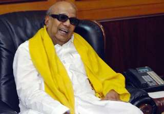 karuna says dmk maintained consistent stand on...