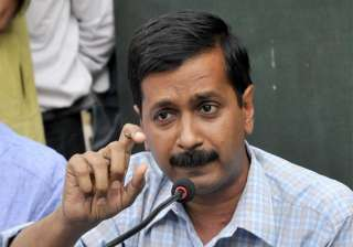 kejriwal campaigns against moily in karnataka -...
