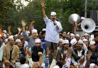 kejriwal commences road show in chandigarh -...