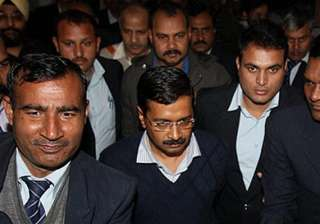 kejriwal urges party members to stay calm - India...