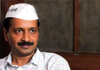 kejriwal will not contest against modi from...