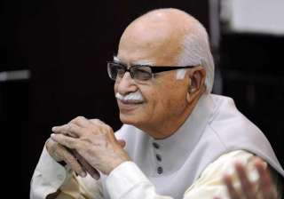 l k advani s parliament room restored with...