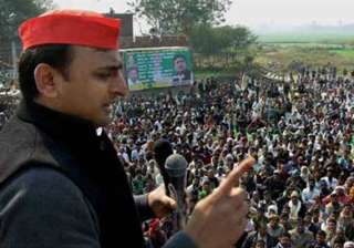 2014 ls polls sp keeps target of 60 seats from up...
