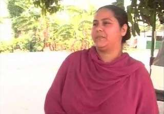 lalu s daughter misa rushes to delhi to mollify...