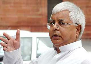 lalu trashes poll surveys showing lead for bjp -...