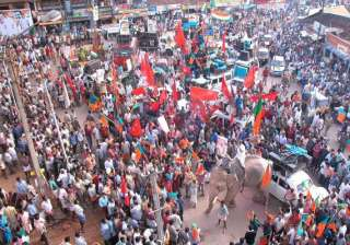 leaders plunge into campaign in kerala - India TV