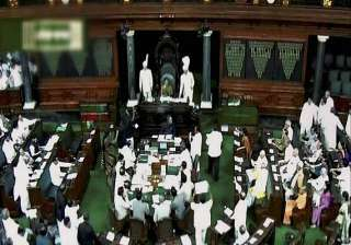 lok sabha passes food security bill - India TV