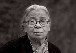 mahasweta devi sought ticket for daughter claims...