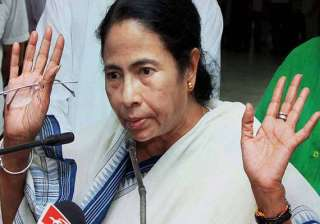 mamata has violated code of conduct left front to...