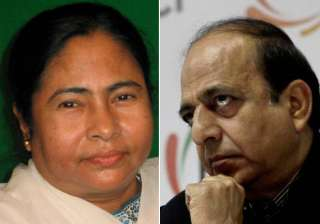 mamata may patch up with pranab says dinesh...
