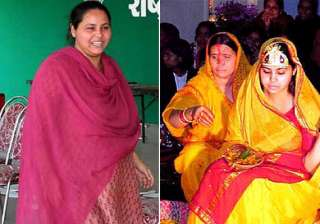 know about lalu s daughter misa bharti who will...