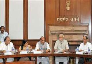 modi meets ministers stresses efficient...
