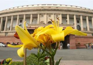 monsoon session extended till sep 6 - India TV