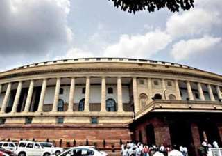monsoon session extended to sep 6 - India TV