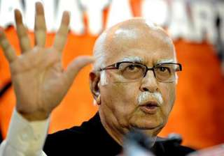 nda will have zero tolerance to terrorism advani...