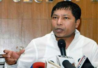 nda will not form next government meghalaya cm -...
