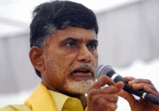 naidu to pm act like statesman solve concerns on...